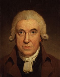 James Watt Portrait (Quelle: Wikipedia)